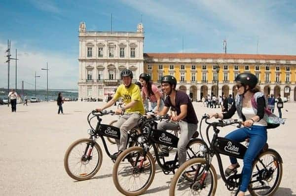 Electric Bikes Are Great For Touring