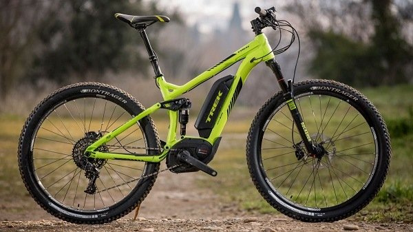 Electric Bikes From Trek