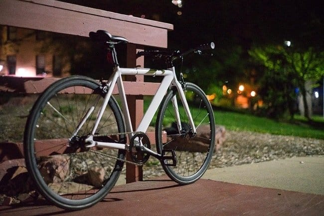 6KU Aluminum Fixed Gear Bike