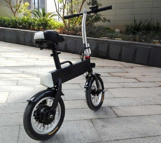 Mini Folding Bike best electric bikes