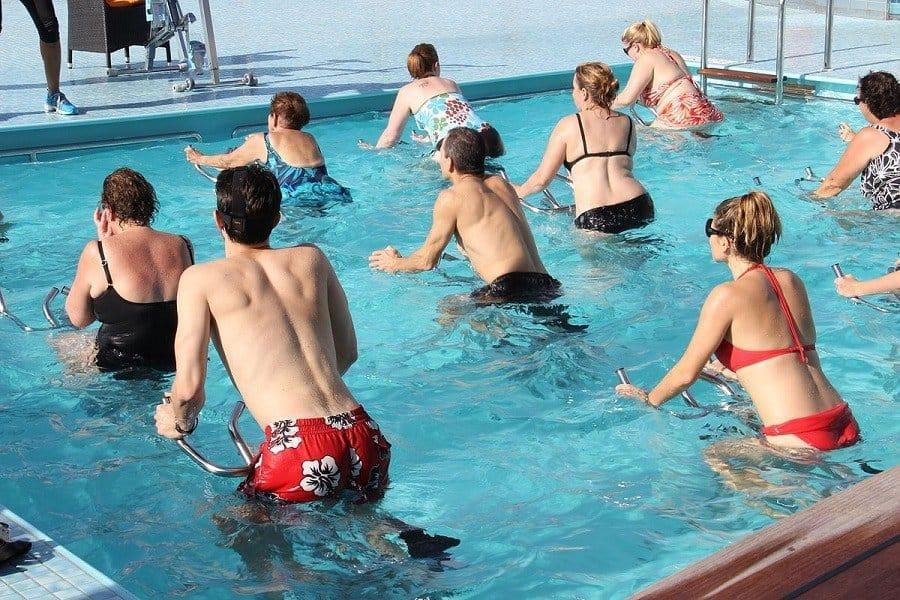 The Benefits Of Aqua Aka Underwater Cycling