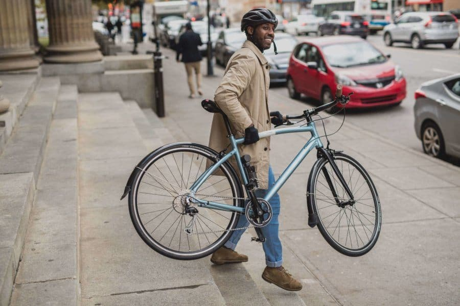 How To Make The Most Of Your Bike Commuting