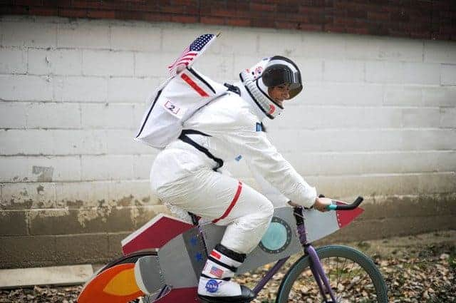 5 Great Halloween Costume Ideas For You And Your Bike