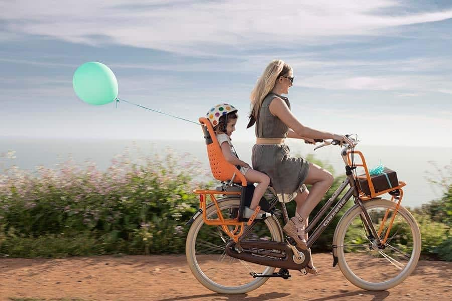 What You Need To Know About Biking With Babies