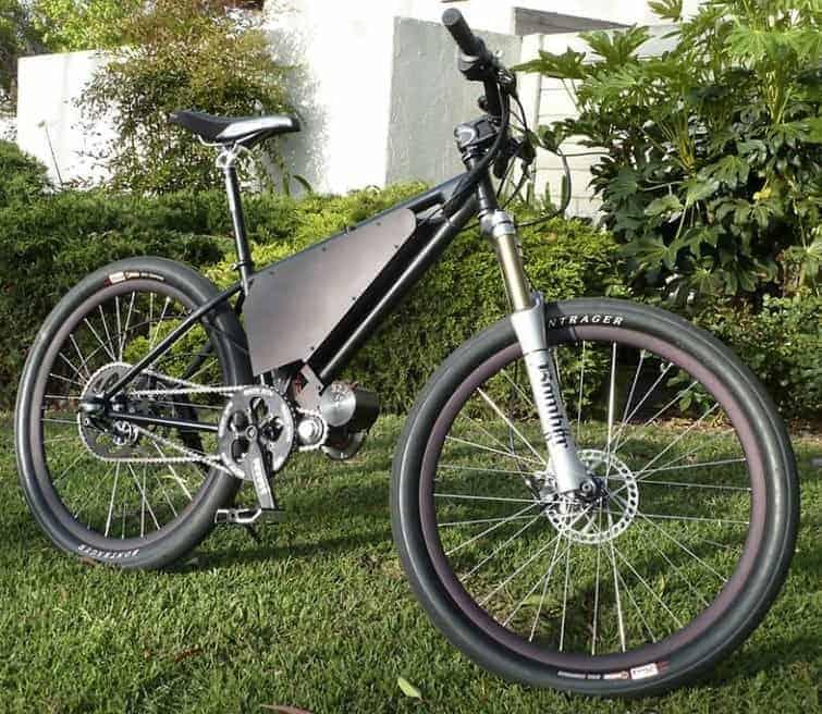 Mountain Bike Conversion