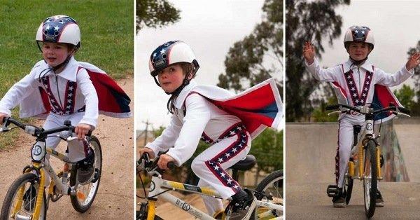 Evel Knivel Costume