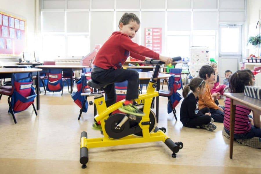 How Does An Exercise Bike For Children Work?