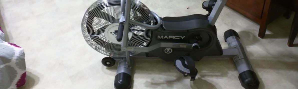 Indoor Cycle Fan Resistance