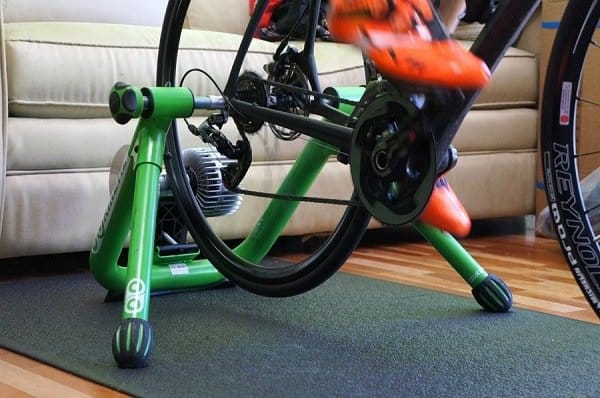 Fluid Type of Bike Trainer