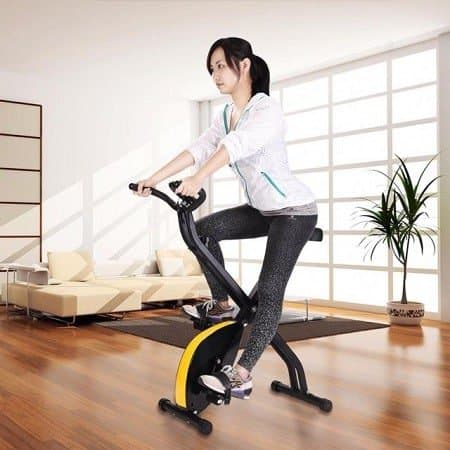 Folding Indoor Bicycle