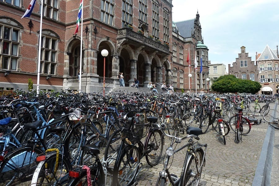 Groningen - The World's Cycling City