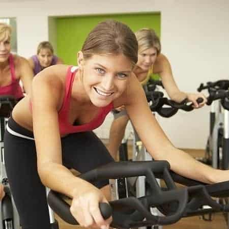 Indoor Cycling Mood Improvment