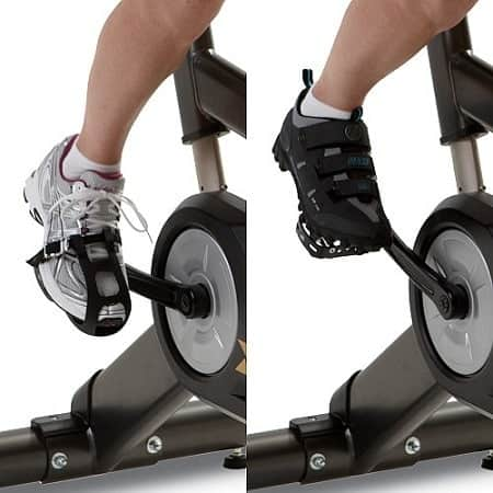 Replecable Pedals for Indoor Cycle