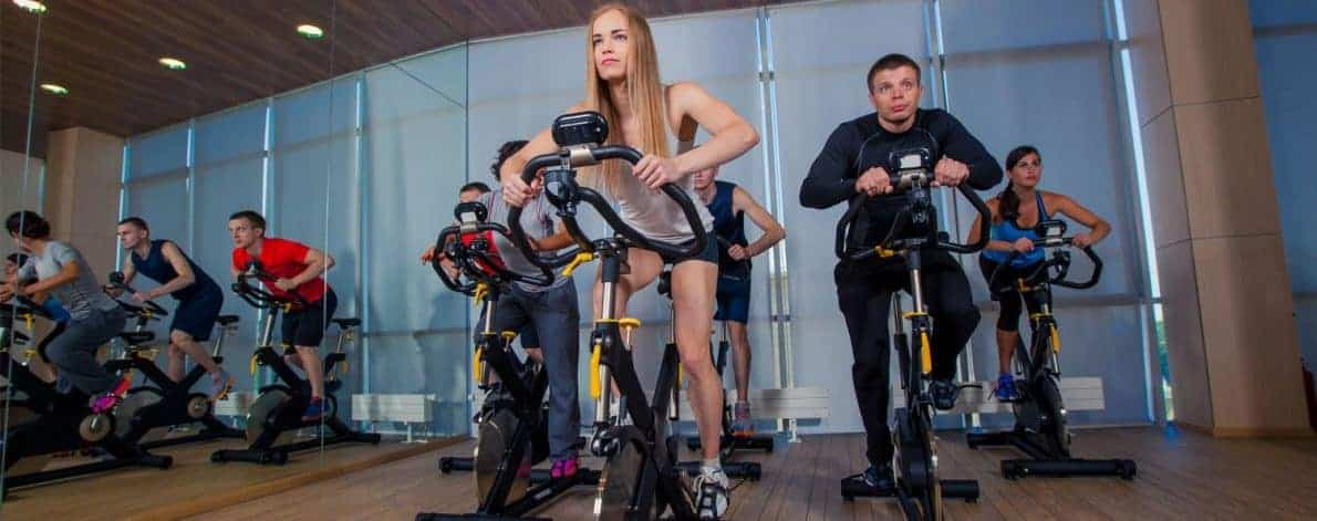 Light Indoor Cycling