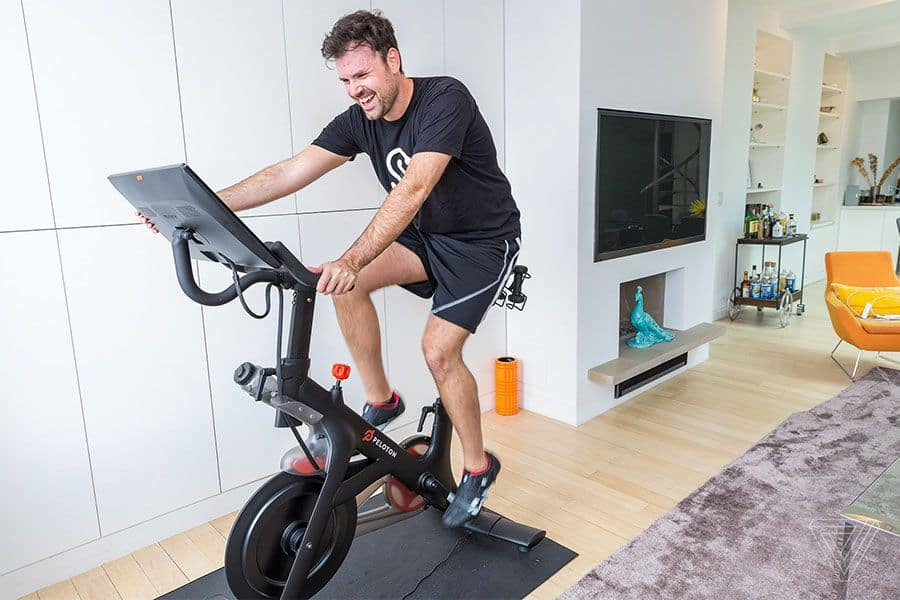 "Interactive Exercise Bikes: Putting The ""Active"" In Interactive"