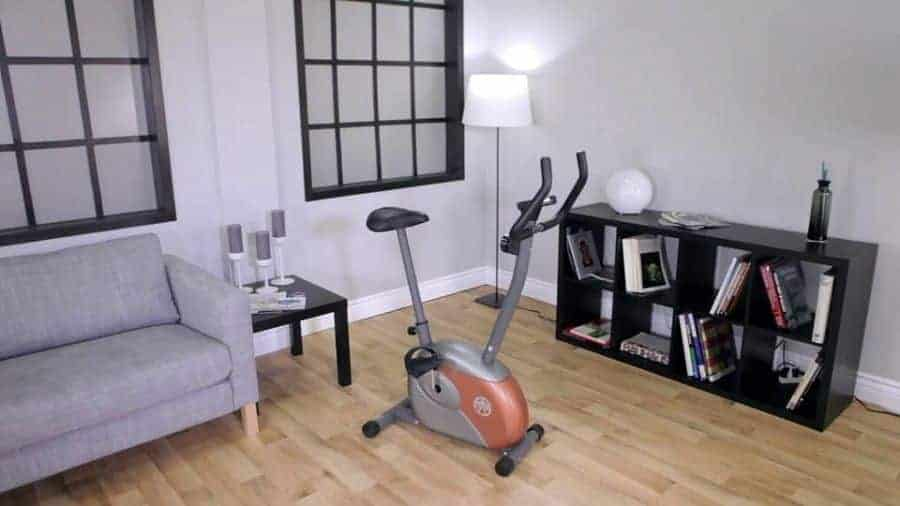 Marcy Upright Exercise Bike ME-708 Review