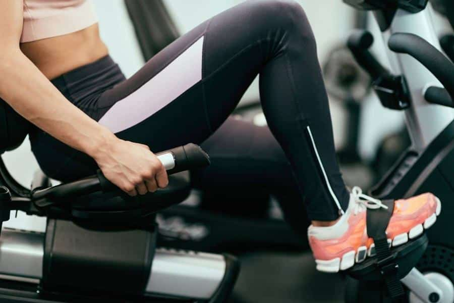 Pick Between Upright, Recumbent, And Spin Bikes