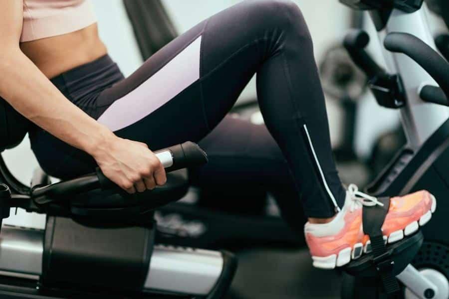 make exercise bike seat more comfortable