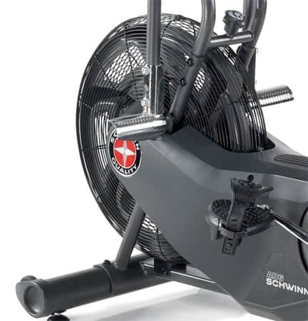 Schwinn AD6 Airdyne Wheel Review