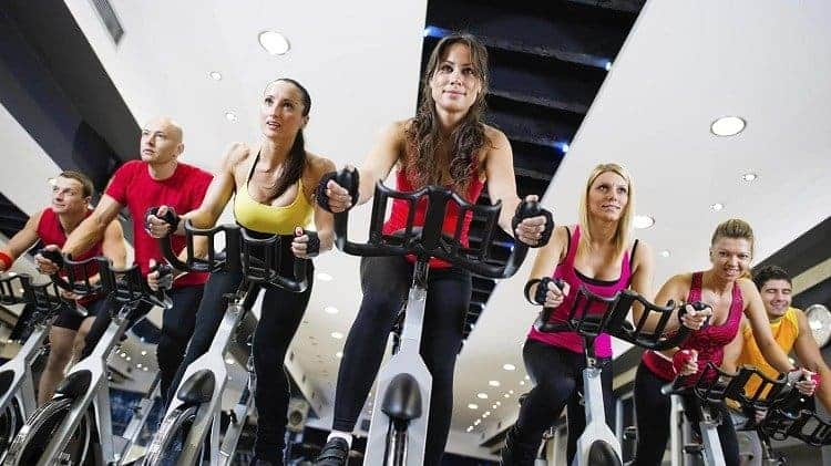Excercise Spin Bikes