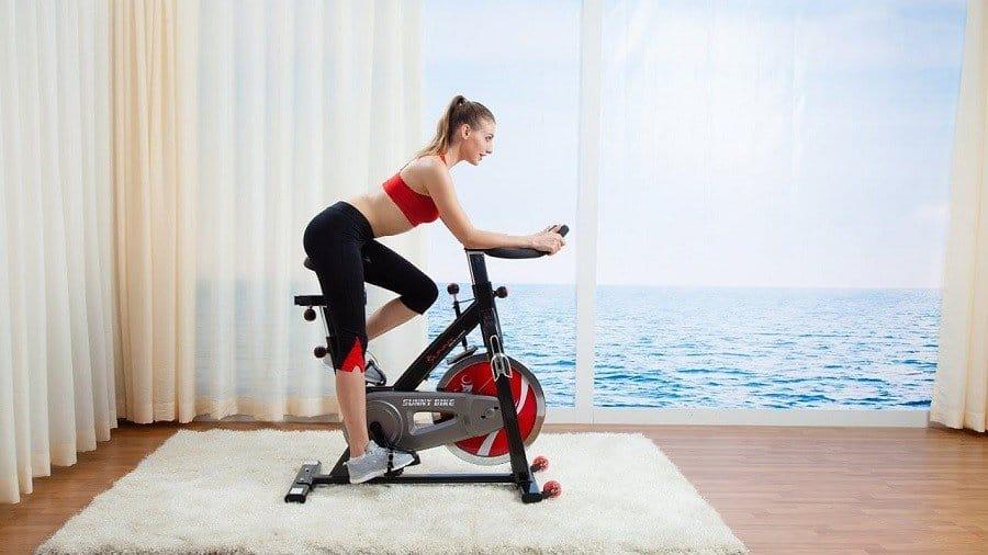 Non Folding Excercise Bike