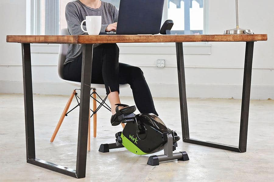 Under Desk Exercise Bikes: Easy As Riding A Bike At Work
