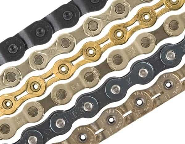 bmx chain types