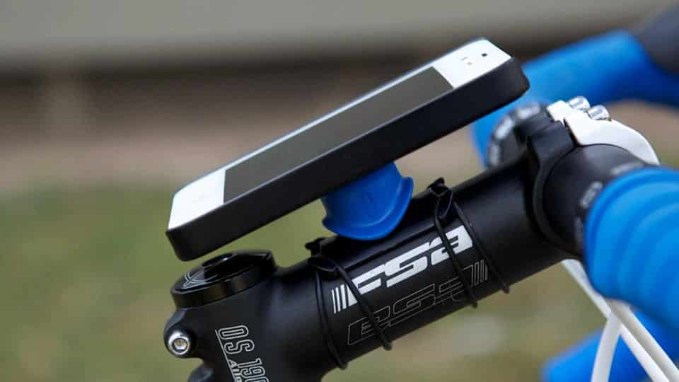 Simple Bike Phone Mount