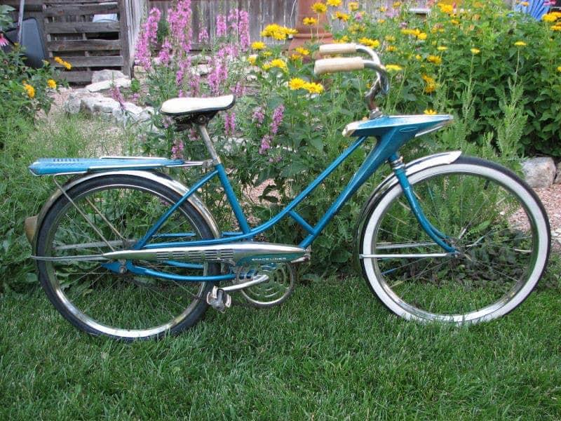 Vintage Bike Aesthetics