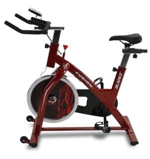 Bladez fitness fusion gs II spin bike review