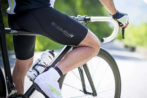 Legs of a Cyclist