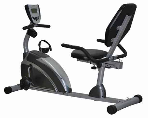 Exerpeutic 1000 Magnetic High Capacity Recumbent Bike Review