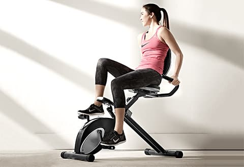 Recumbent Bike Foldable