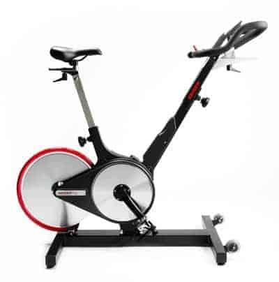 Keiser M3 indoor spinning bike review