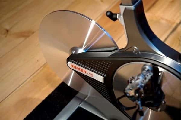 Keiser M3 Wheel Smooth Drive