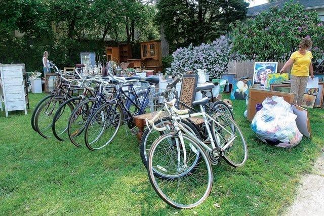 Selling of Vintage Bikes