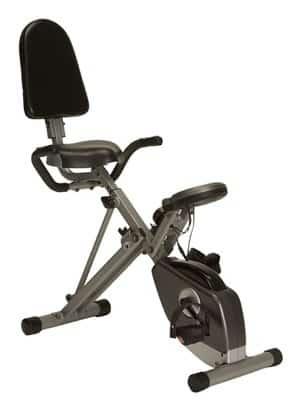 Exerpeutic 400xl folding recumbent bike review