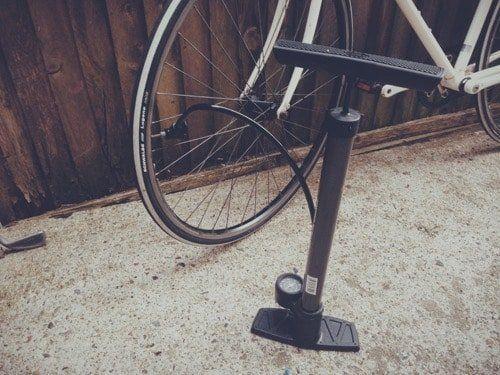 Best floor bike pump