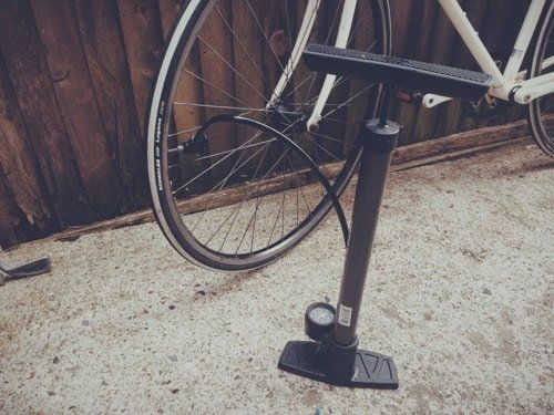 Best floor bike pump