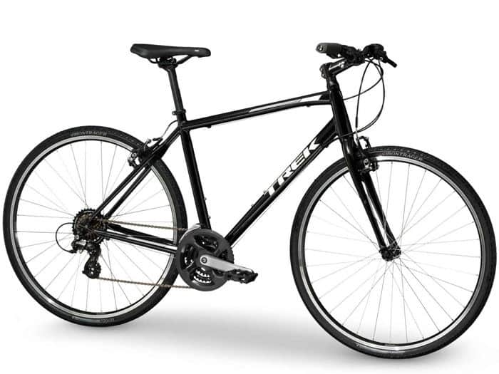 Trek FX 1 hybrid fitness bike review