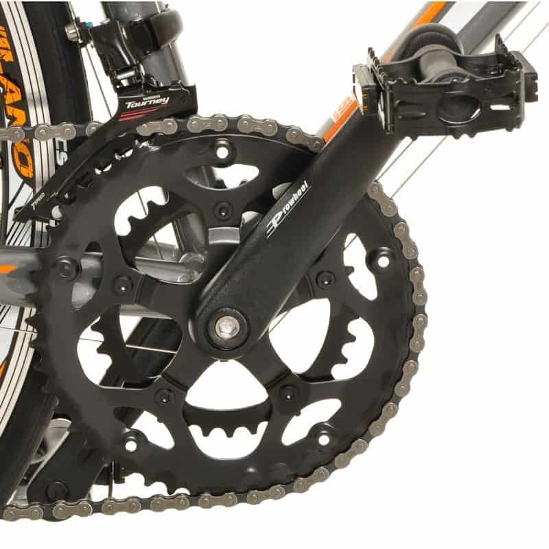 vilano shadow crankset