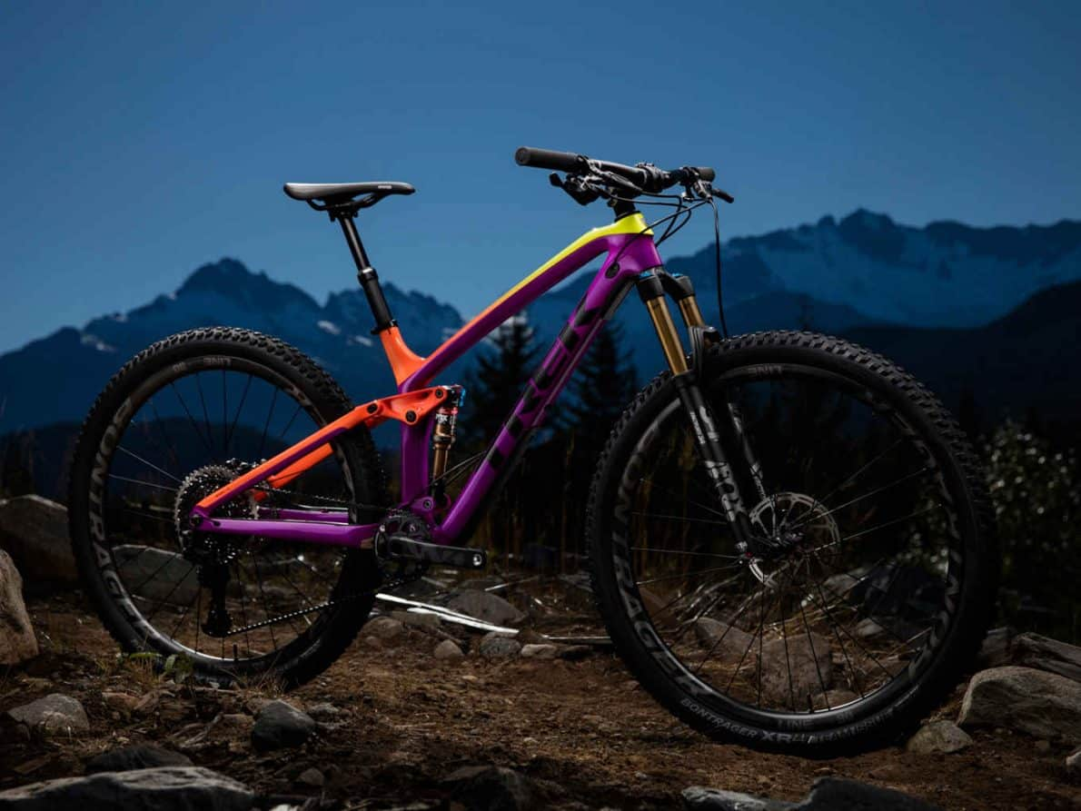 Trek Fuel EX 9.9 Trail Bike Review