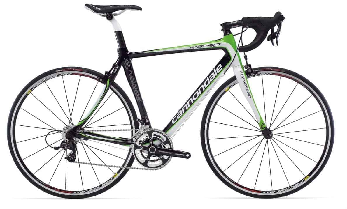 Cannondale Synapse Carbon Green