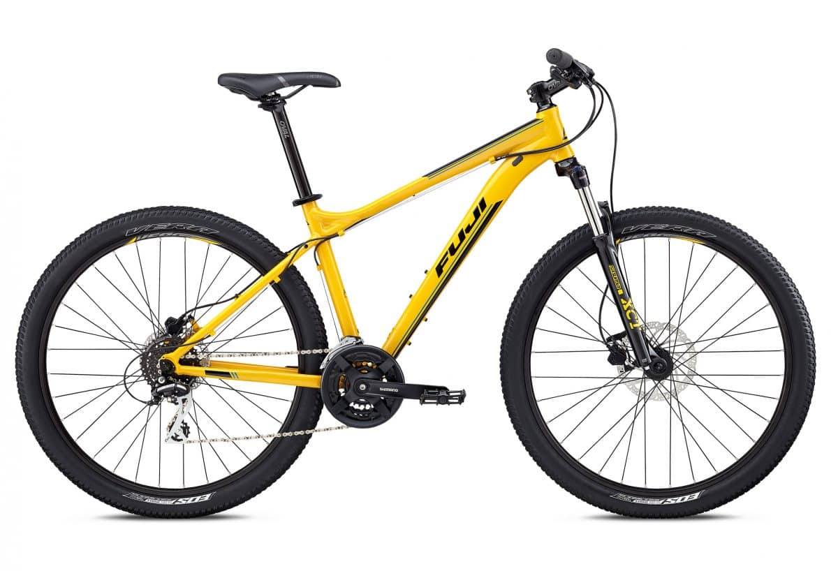 Fuji Nevada Yellow Review