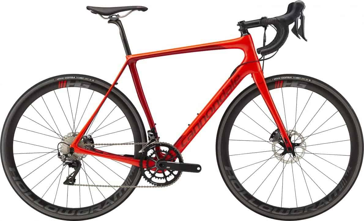 Cannondale Synapse Red