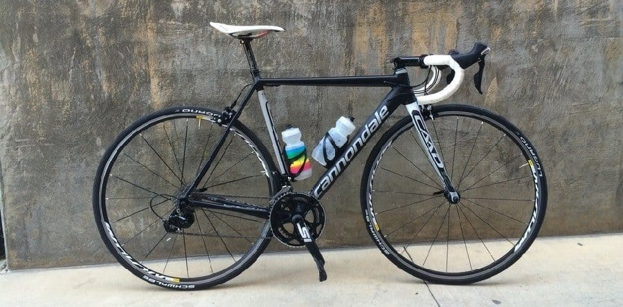 Cannondale CAAD12 Racing Bike Review