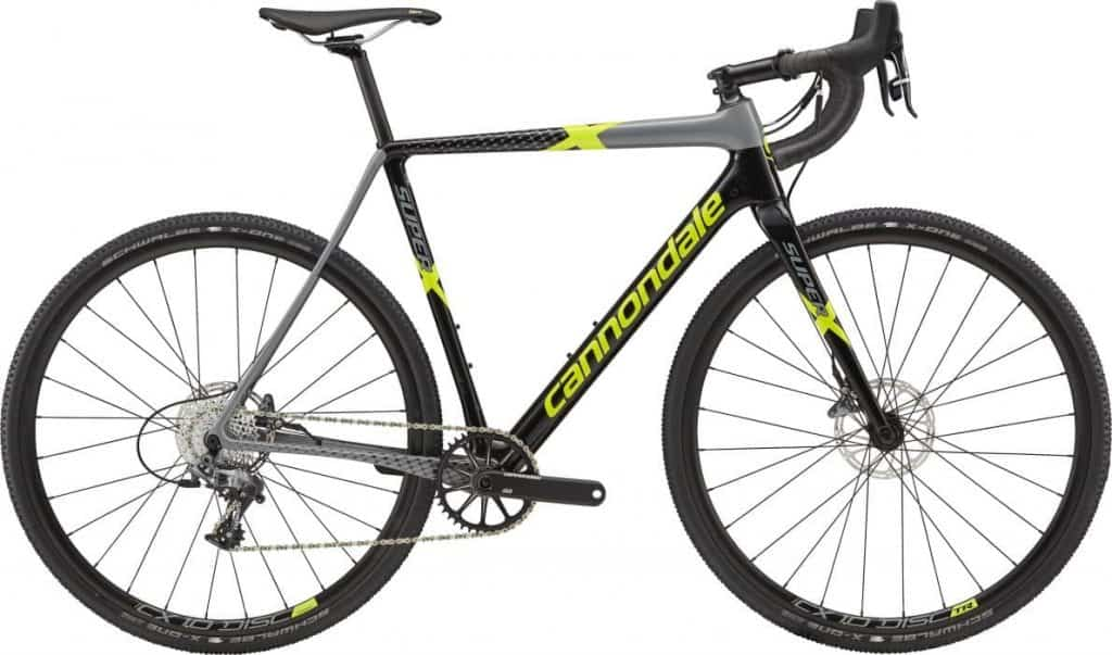 Cannondale SuperX Force 1 Bicycles