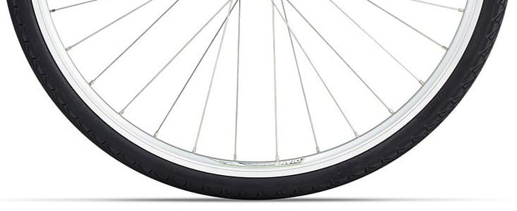 Cypress DX Tire and Rim Review