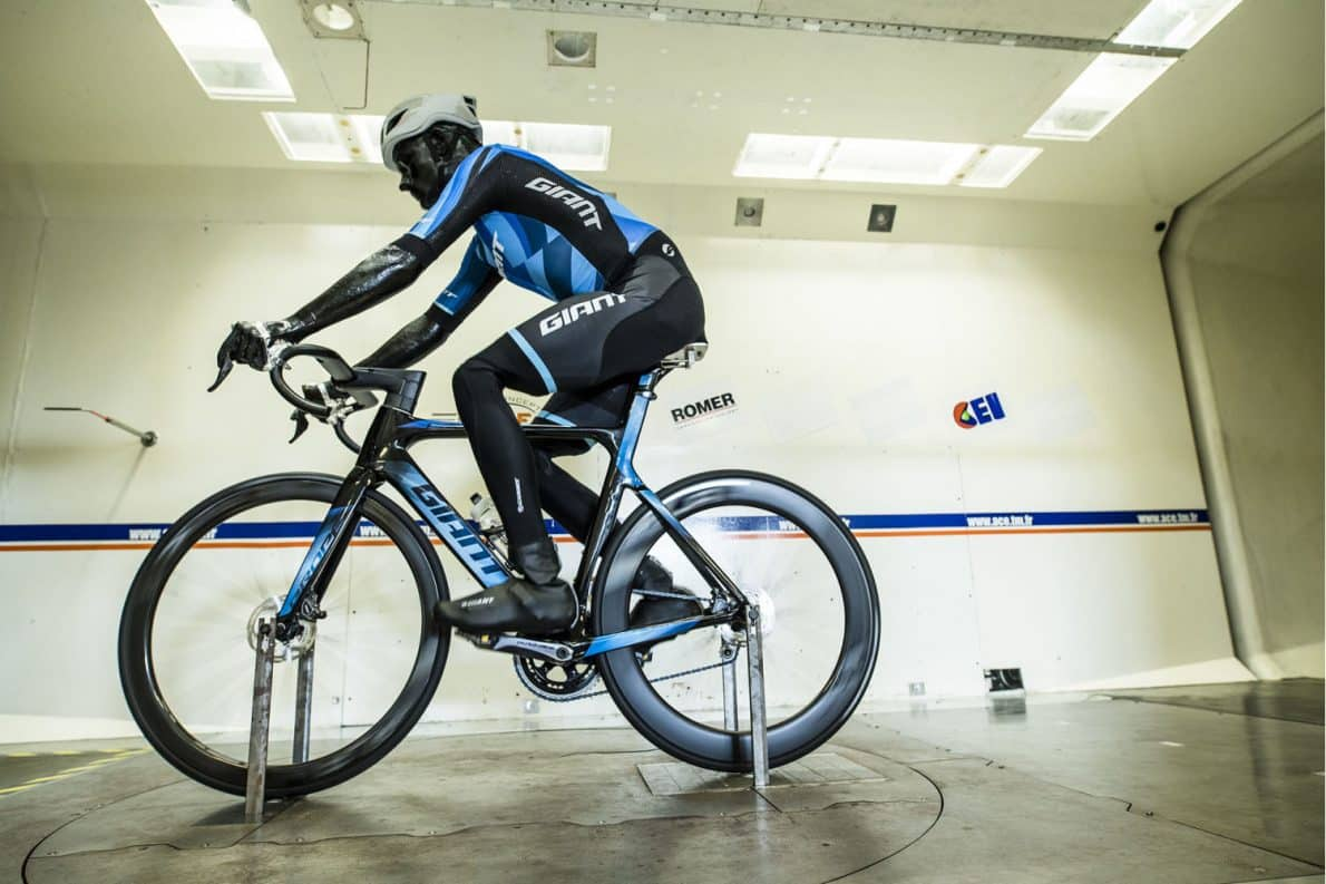 Giant Propel Indoor Traning