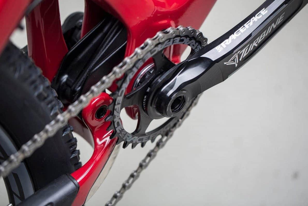 Santa Cruz 5010 Gears